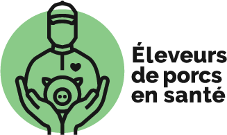 L'étude Éleveurs de porcs en santé Logo