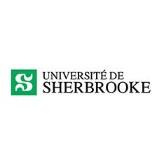L'étude Éleveurs de porcs en santé | Logo de l'Université de Sherbrooke