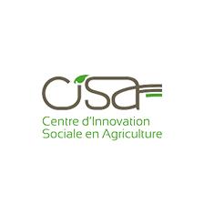 L'étude Éleveurs de porcs en santé | Logo du Centre d'Innovation Sociale en Agriculture